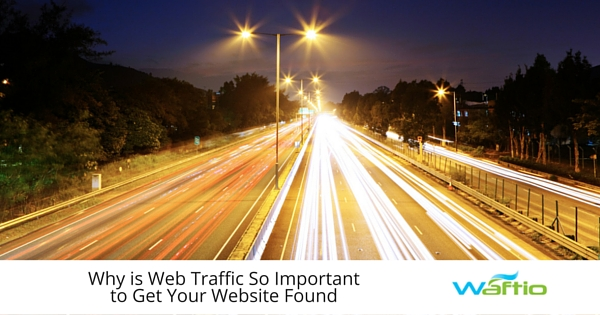 Why is Web Traffic So Important to Get Your Website Found