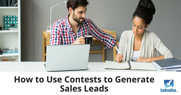 How to Use Contests to Generate Sales Leads