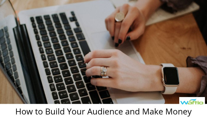 How to Build Your Audience and Make Money